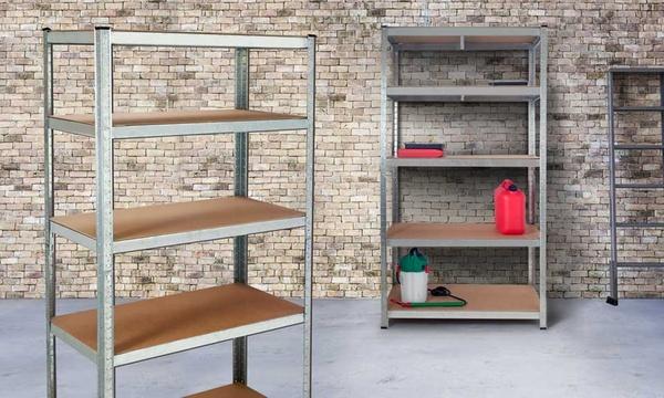 1 ou 2 etageres rangement modulable de garage capacite 875 kg des 34 90 jusqu a 57 de reduction