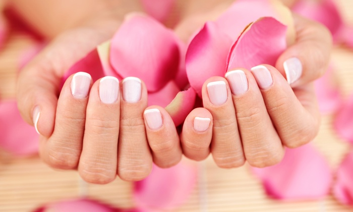 Escape Beauty Rooms Suffolk Gel Manicure Or A Back Neck And Shoulder Mage