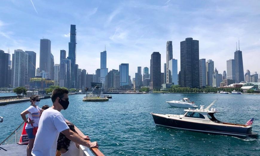 Chicago Boat Tour Wendella Sightseeing Co Groupon