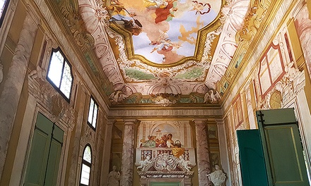 Ingresso fino a 4 persone alla Villa Barchessa Valmarana ed al parco lungo il Naviglio del Brenta (sconto fino a 52%)