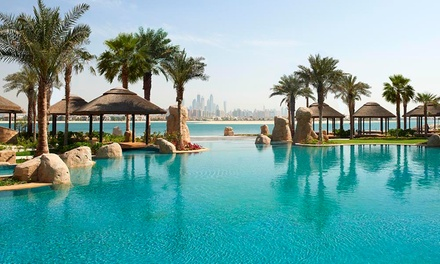 Friday Ocean Brunch or Saturday Sushilicious with Drinks and Pool and Beach Access at Moana at 5* Sofitel Dubai The Palm
