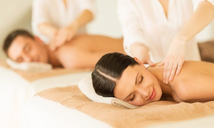 45 , 60  or 75 Minute Spa Treatment for One or Two at Ivory Spa, Ivory Hotel Apartments