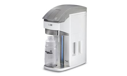 Macchina dellacqua Beghelli 3330P con filtro composito sterilizzato