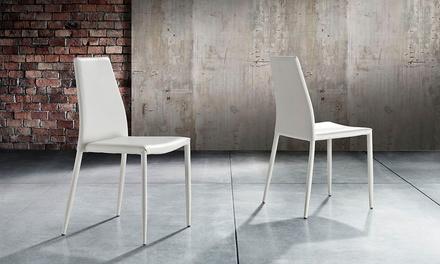 Set 4 sedie Lion Neutral Tomasucci disponibili in 4 colori