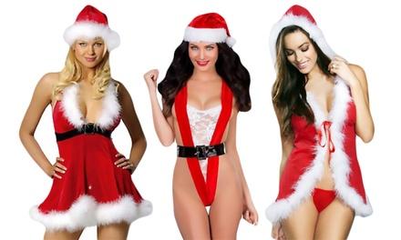 Christmas Lingerie Groupon