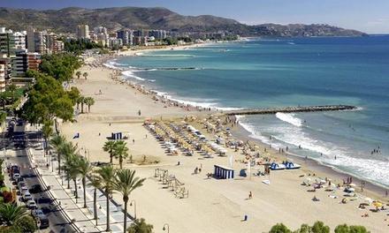 Castellón: 1, 2 ,3 o 5 noches para hasta 4 con pensión completa, detalle y late check out en Hotel del Golf Playa 4*