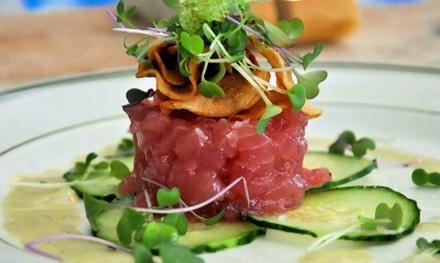 2 forchette Michelin   Menu di mare da 3 o 4 portate per 2 persone al ristorante Gran Gotto (sconto fino a 60%)