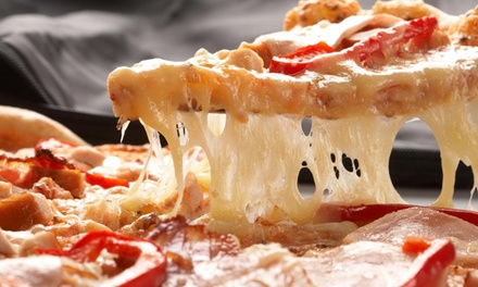 Menu pizza alla carta con antipasto, dolce e birra per 2 persone da LAgorà (sconto fino a 50%)