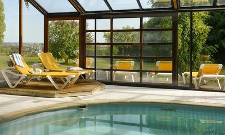 Vallée de la Loire : 1 à 3 nuits avec petit déjeuner, sauna et dîner en option à lhôtel Luccotel pour 2 personnes