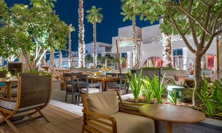 5* Three Course Meal with Drink for Up to Six at BLVD on One at 5* FIVE Palm Jumeirah