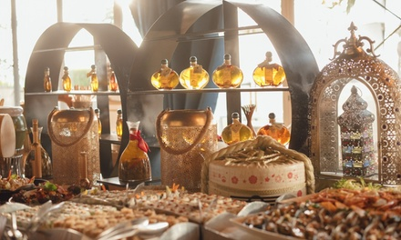 Iftar Buffet with Beverages for Up to Four at Al Andalus Iftar at 5* Fairmont Bab Al Bahr (Up to 26% Off*)