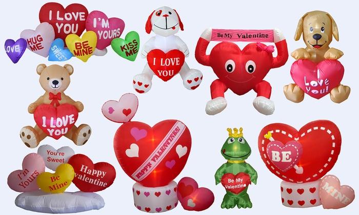 Valentine Inflatables Enam Valentine