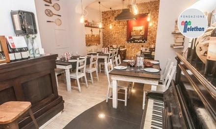 Menu Raclette o Bourguignonne con dolce e prosecco per 2 persone alla Racletterie Gloriette (sconto fino a 11%)