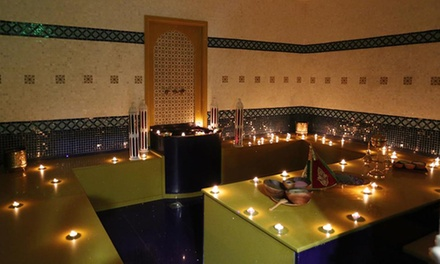 Full Body Spa Treatment, Moroccan Bath or Both with Optional Facial at Mamuonia Spa Center