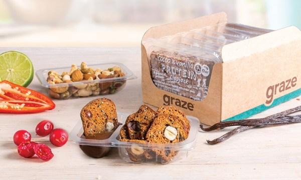 Healthy Snack Subscription - Graze.com USA   Groupon
