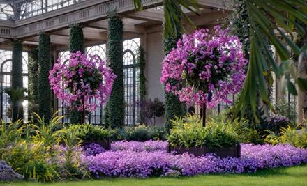 longwood gardens in kennett square pennsylvania groupon