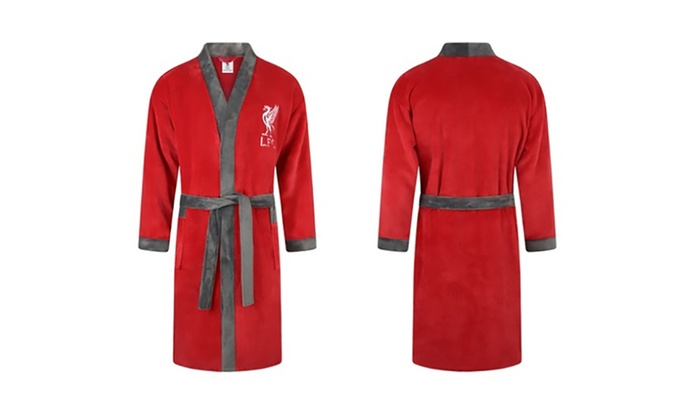 Men's Football Dressing Gown