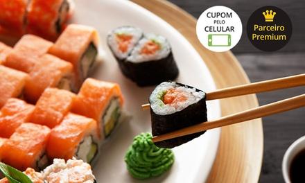 Kemi – Palmares: buffet japonês e chinês liberado para 1 ou 2 pessoas