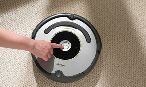 image for iRobot Roomba 650 Robotic Vacuum Cleaner (Manufacturer Refurbished)