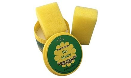 Pasta protettiva detergente Turboline Bio Master in formato da 400 g per la pulizia della casa