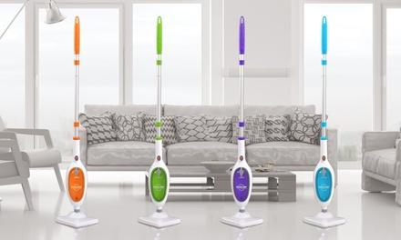 Scopa a vapore intelligente Mediatec Smart Mop 10 in 1 disponibile in 4 colori