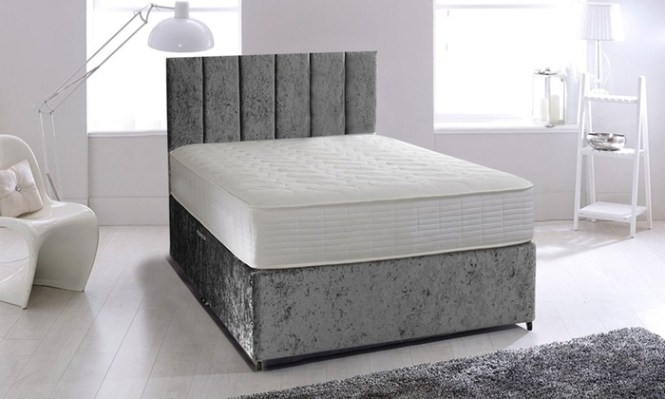 Groupon Goods Global Gmbh Sonic Semi Orthopaedic Mattress In Choice Of Size With Free