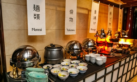 Sushi Buffet with Drinks for Up to Eight at Minato at 5* Radisson Blu Hotel, Dubai Deira Creek (Up to 44% Off)