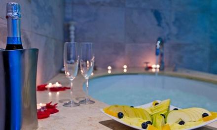 Percorso Spa privato per 2 persone e bottiglia di Prosecco alla Jacaranda Spa dellHotel Riviera dei Fiori