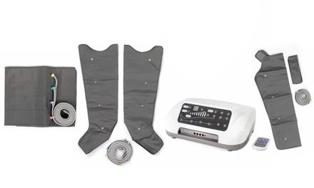 Pressoterapia professionale Integrale Drakefor per braccia, gambe ed area addominale con spedizione gratuita