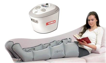Sistema per pressoterapia professionale Maylea Gima