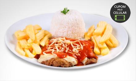 Parmegiana, arroz e fritas para 1, 2 ou 4 pessoas no Montana Grill – Shopping Cidade São Paulo