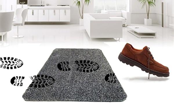 tapis magique super absorbant concu pour l entree de la maison
