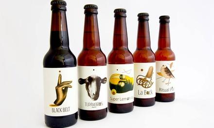 Degustazione di birre per 2 persone al Birrificio Ritual Lab a Prati (sconto fino a 52%)
