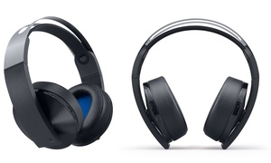 image for PS4 Platinum Wireless Headset
