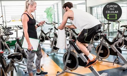 Plano de academia mensal, trimestral, semestral ou anual na Academia Dangle Fitness – Vila Gumercindo
