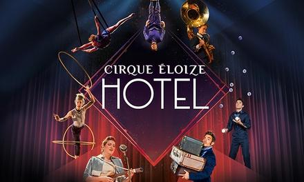 """2 Tickets für """"Cirque Éloize – HOTEL"""" am 13./14. Dezember im Metropol Theater Bremen (bis zu 39% sparen)"""
