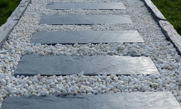 jusqu a 28 dalles pas japonais rectangulaires 80 x 30 cm