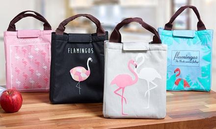 Fino a 4 borse termiche Flamingo disponibili in 4 colori