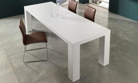 Tavoli allungabili disponibili in 3 modelli