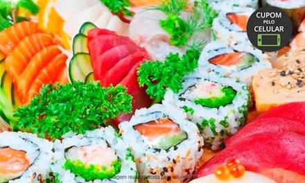 Restaurante Fuji   Liberdade: rodízio japonês para 1, 2 ou 4 pessoas