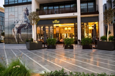 Up to AED 500 to Spend on Food and Drinks at The Victorian, City Walk (50% Off)