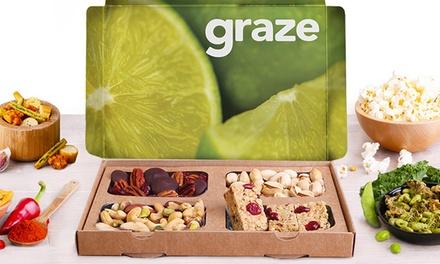 Snack Deliveries from graze.com - graze.com   Groupon