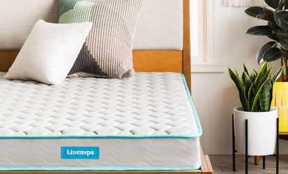 Image Placeholder For Linenspa 6 Innerspring Mattress