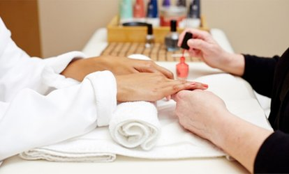 Image Placeholder For Sac Manicure Or Spa Pedicure With Optional At Shoo Salon And