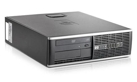 HP Elite 8100 ricondizionato disponibile con 250 o 320GB e con o senza monitor Dell Ultrasharp 22 e spedizione gratuita