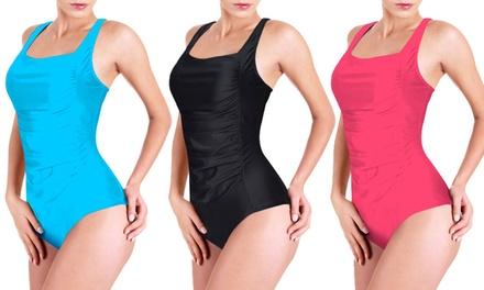 Fino a 3 costumi modellanti disponibili in 2 taglie e 3 colori