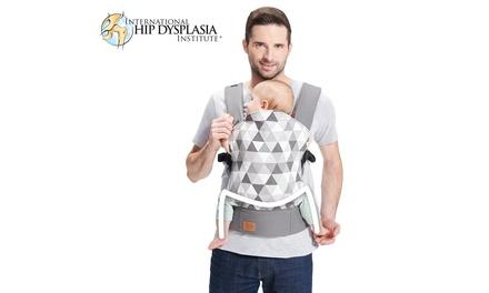 Ergonomische draagzak voor babys
