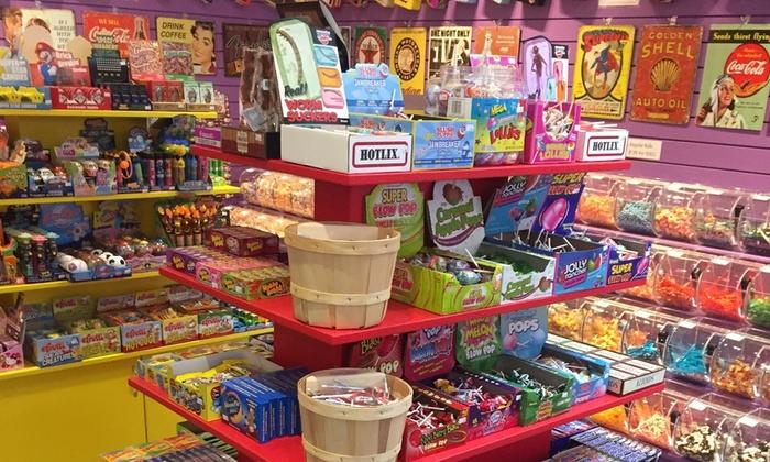 Stickys Candy Stickys Candy Groupon