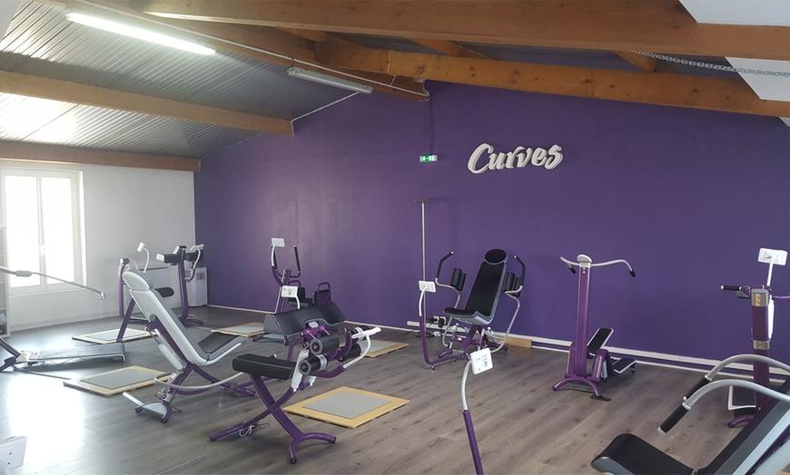 1 mois de fitness illimite pour 1 ou 2 personnes des 9 90 chez curves livry gargan