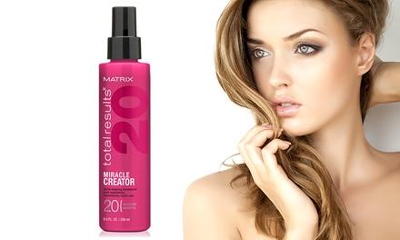 Trattamento Matrix Total Results Miracle Creator da 200 ml per la bellezza dei tuoi capelli